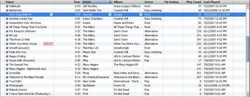 iTunesgrid
