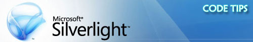 silverlight code tips