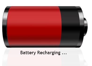 battery rechargingblend